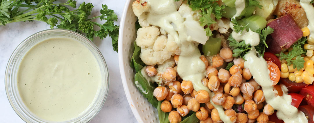 Vegan Cashew Dressing