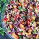 Mango Bean Quinoa Salad