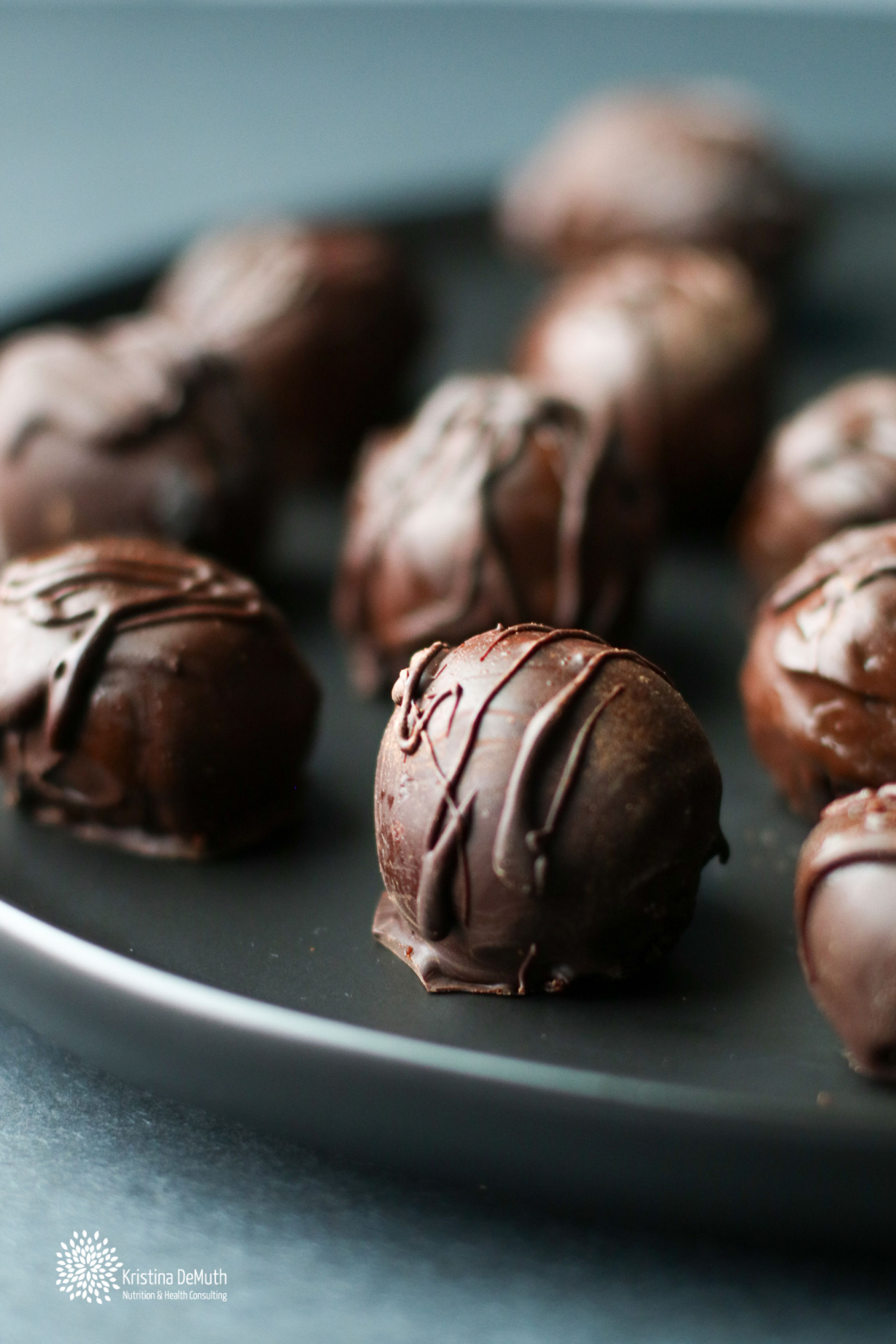 Brownie Truffles